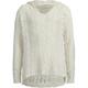 FULL TILT Novelty Stitch Girls Hooded Sweater