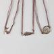 FULL TILT 3 Piece Bird/Leaf/Tree Necklaces
