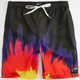 NEFF Jawbreaker Mens Hot Tub Volley Shorts