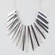 FULL TILT Diamond Dust Stick Necklace