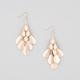 FULL TILT Opal Teardrop Shower Earrings