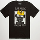 RIOT SOCIETY Notorious P.U.G. Mens T-Shirt