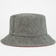 Herringbone Womens Reversible Bucket Hat