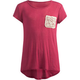 FULL TILT Hachi Knit Girls Pocket Tee