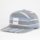 NIXON Snapper Print Mens 5 Panel Hat