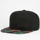 NEFF Daily Astro Floral Mens Snapback Hat