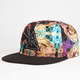 NEFF Freakin' Deconstructed Mens Snapback Hat