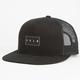 KR3W Ripped Mens Trucker Hat