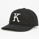 KR3W Knight Slider Mens Strapback Hat