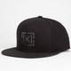 KR3W Bracket Mens Snapback Hat