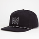 KR3W Triad Mens Snapback Hat