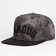 FAMOUS STARS & STRAPS Rooted Mens Snapback Hat