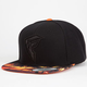 FAMOUS STARS & STRAPS Sunny Lux BOH Mens Snapback Hat