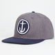 CAPTAIN FIN Anchor Mens Snapback Hat