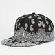 Bandana Snapback Hat