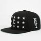 CIVIL NY Mens Snapback Hat