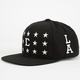 CIVIL LA Mens Snapback Hat