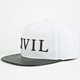 CIVIL Perforated Trap Mens Snapback Hat