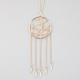 FULL TILT Dream Catcher Feather Fringe Necklace