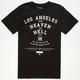 CIVIL Hell Bent Mens T-Shirt