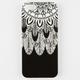 Tribal Feather Mandala iPhone 5/5S Case