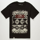 LIRA Aztec Block Boys T-Shirt