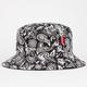 AYC Paisley Box Mens Reversible Bucket Hat