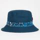 ASPHALT YACHT CLUB Dynasty Mens Reversbile Bucket Hat