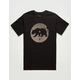 RIP CURL California Bear Mens T-Shirt