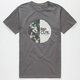 RIP CURL Lotus Mens T-Shirt