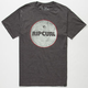 RIP CURL Style Master Mens T-Shirt