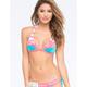 FOX Intake Fixed Halter Bikini Top