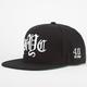 40OZ NYC Cap Mens Snapback Hat