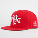 40OZ NYC Cap Mens Snapback Hat