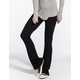 FULL TILT Essential Womens Cozy Flare Pants