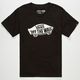 VANS Off The Wall Boys T-Shirt