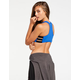 WALLFLOWER Cage Side Sports Bra