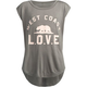 FULL TILT West Coast Cali Bear Girls Tee