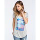 FULL TILT Wild Beach Scene Womens Tee