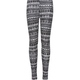 FULL TILT Domino Stripe Girls Leggings