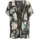 FULL TILT Floral Print Girls Kimono