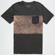 RIP CURL The Strand Mens Pocket Tee