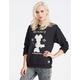 NEFF Disney Collection Minnie Stand Up Womens Sweatshirt