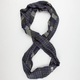 DAVID + YOUNG Mens Infinity Scarf