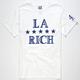 40OZ NYC NY Rich Mens T-Shirt