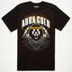 AURA GOLD Established Mens T-Shirt