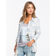 FULL TILT Vintage Washed Womens Boyfriend Flannel Shirt