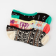 VANS 3 Pack Sweet Thang Canoodle Womens Socks
