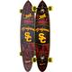 LOST USC Minigun Skateboard - As Is