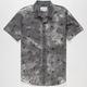 CAPTAIN FIN Tie Dye Shred Mens Shirt